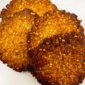 低糖質オートミールクッキー