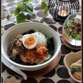 冷麦で、韓国冷麺風♪【理研ビタミンわかめスープ】