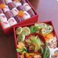 梅・桜かおる春野菜たっぷりお花見弁当