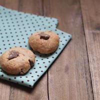 ピーナツバター&チョコチャンククッキー