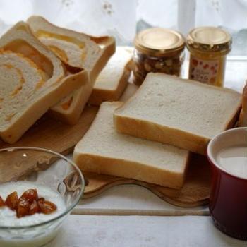 キメ細かくてしっとり 一本堂食パン