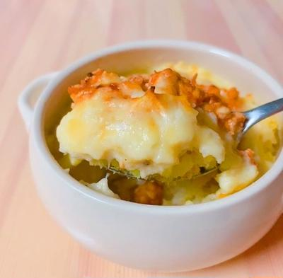 【ダイエットごはん】低カロリー&デトックス☆豆腐とおからのミラノ風ドリア