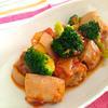 豚肉と札幌黄の洋風トマト角煮