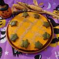 混ぜて簡単かぼちゃケーキ