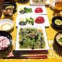 トロトロ塩野菜炒め&アボカドオーブン焼き