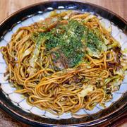 ワンポイントで焼きそばを美味しく作ろう(細麺編)&「食器の断捨離」