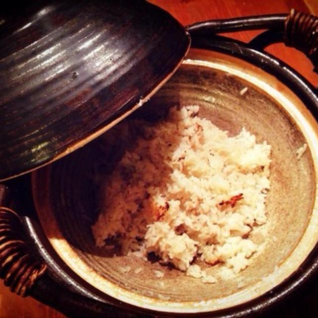 生姜ご飯&ぶりカマ塩焼き&ねぎゴマ汁