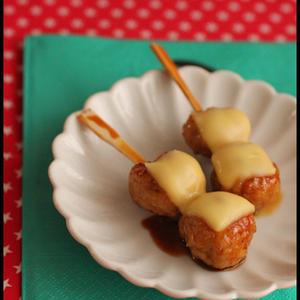 おつまみやお弁当に最高♪冷めてもおいしい「チーズつくね」
