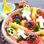 【キッコーマンタイアップ第20回!】ハロウィントマト ちょいグロ鍋