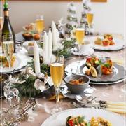 感謝♪「クリスマス2015アンコールレッスン」クリスマスカラーの前菜からブッフ・ブルギニョンまで