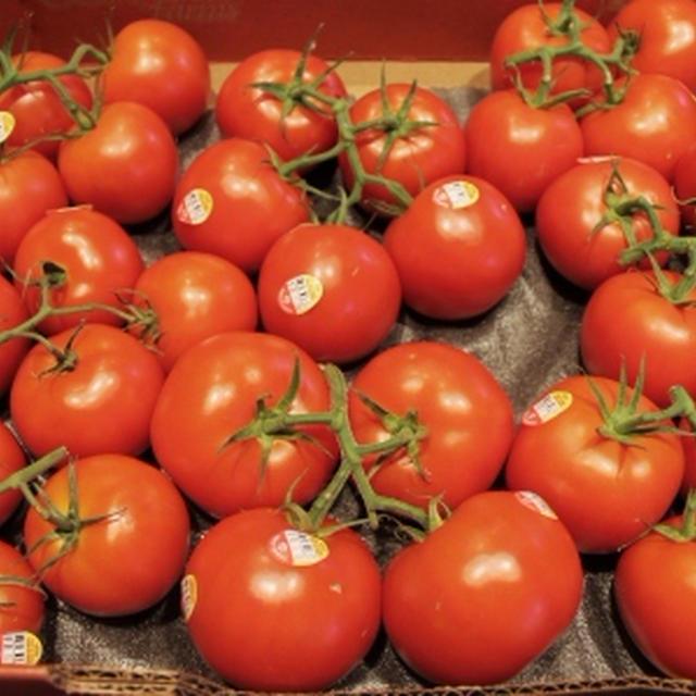 箱買いトマト その1