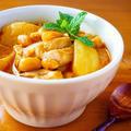世界一おいしいマッサマンカレー♪簡単タイカレーレシピ!世界美食ランキングNo.1 by みぃさん