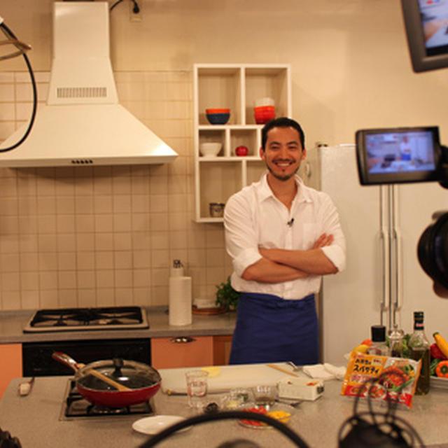冷やしても温めても日持ちもできるイタリア料理~料理研究家のアレンジテクニックママスパゲティー