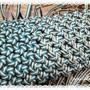 PTAを変えてみた♥️花結び編みの研究