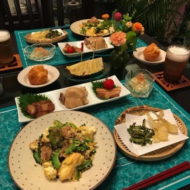 沖縄土産でいろいろ沖縄料理