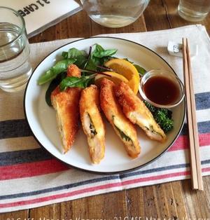 「鶏ささみ大葉チーズフライ」の画像検索結果