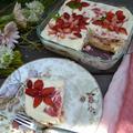 Strawberry Tiramisu 苺のティラミス