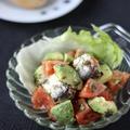 サーディンとトマト、アボカドのサラダ by ** KT **さん