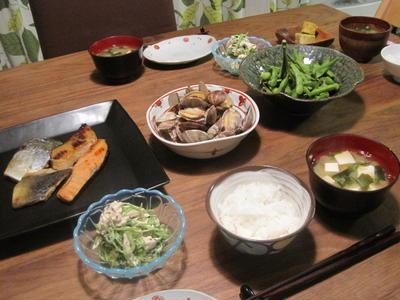 魚久の京粕漬け4種