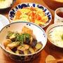 490円*とろける~♡茄子と鶏むね肉の南蛮定食