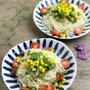 【レシピ】隠し味あり、一皿で栄養満点、梅つゆぶっかけ素麺 by のんすけ
