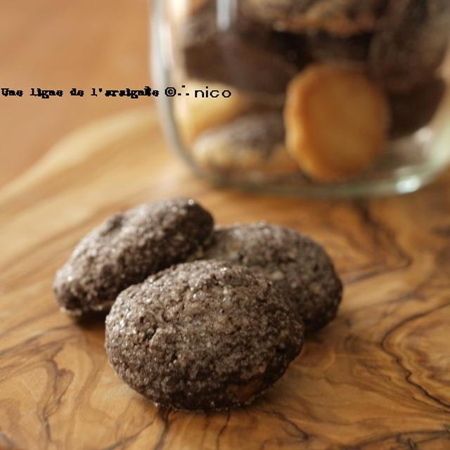 在庫記事から、ココアクッキー、となつやすみのおもいで。