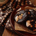 スタバ風☆マシュマロ&チョコレートクッキー