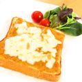 カレーチーズトースト♪ by kaana57さん