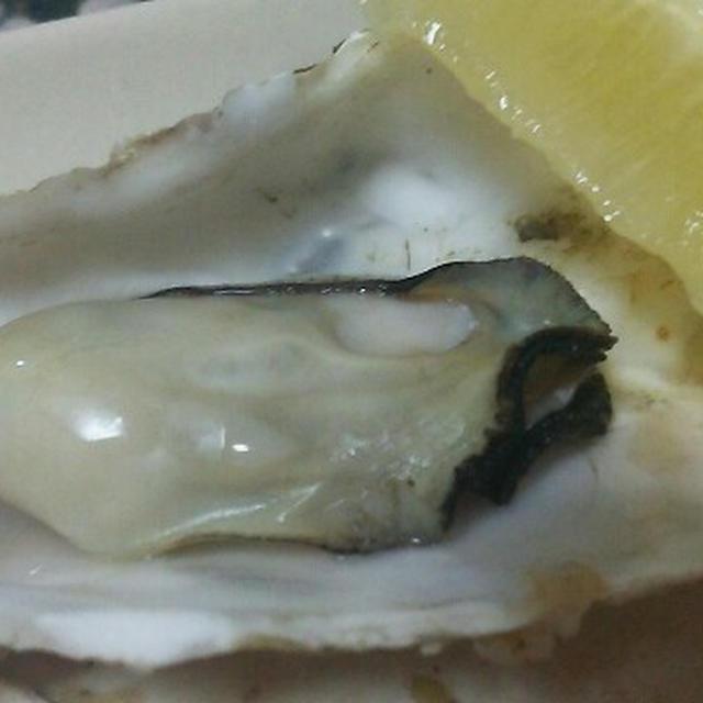 殻付き牡蠣は電子レンジで