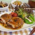 トマト・新玉ねぎの豚肉巻き・大葉生姜ソース by strawberry-macaronさん
