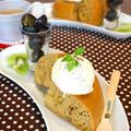 炊飯器de胡桃入りロイヤルミルクティーパンケーキ!! by ぱおさん