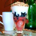 ベリー&オーツのヨーグルト ♡ Berry & Oats Yogurt by mayumiたんさん