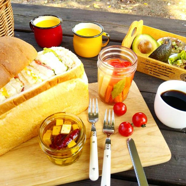 パンピクニック《食パン・シュープリーズ他》