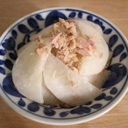 やみつき無限だいこん。ツナと大根の人気作り置きおかずレシピ。簡単常備菜の作り方。