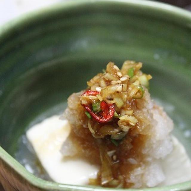 トロ〜リとろける湯豆腐♪つくれぽ