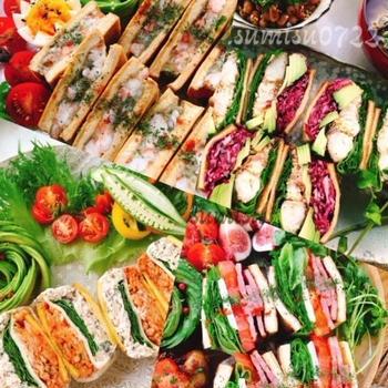 高野豆腐でサンドイッチ!「高野豆腐サンド」のコツとレシピまとめ(動画有)