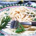 ■レシピ■明太子のクリームスパゲッティ・・と、続:ベロが出ちゃうんです。
