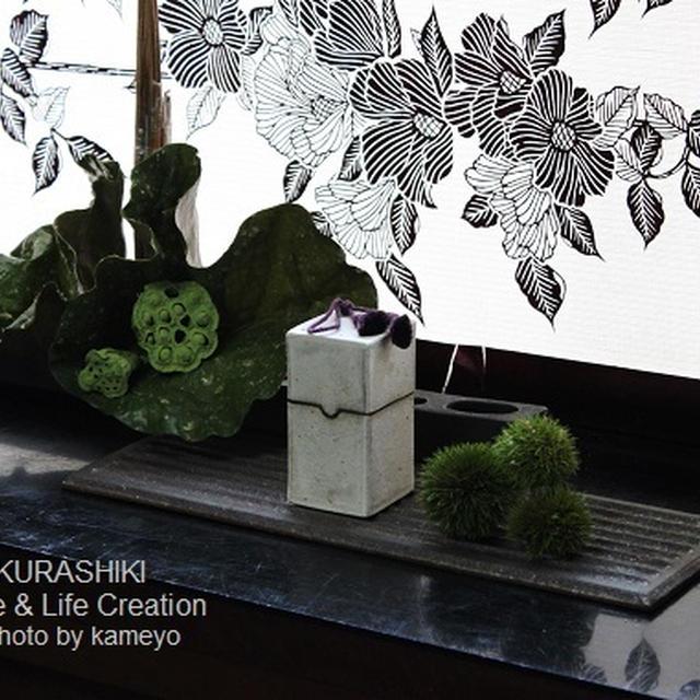 「倉敷テーブル&ライフクリエーション」 8月のレッスン