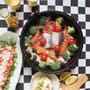 材料を入れるだけ☆20分で簡単イタリアン魚介鍋