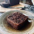 チョコパウンドケーキ(ルヴァン種)