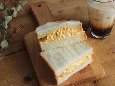 >簡単!ふるふる♪茹でない卵サンド by 山本リコピンさん
