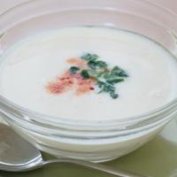 冷製スープの定番 ビシソワーズ