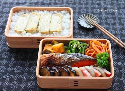 旬野菜をシンプルに! 「れんこんのベーコンサンド」のお弁当