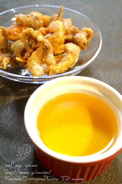 魔法の調味料!お安い鶏皮deパリパリ鶏皮せんべい&簡単絶品鶏油