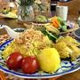 イスラム風鶏の炊き込みごはん「カオモックガイ(ข้าวหมกไก่)」の本格バージョンをようやく習えた!