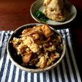 【簡単!!】おすすめ!!鶏ごぼうご飯*大分の鶏めし風