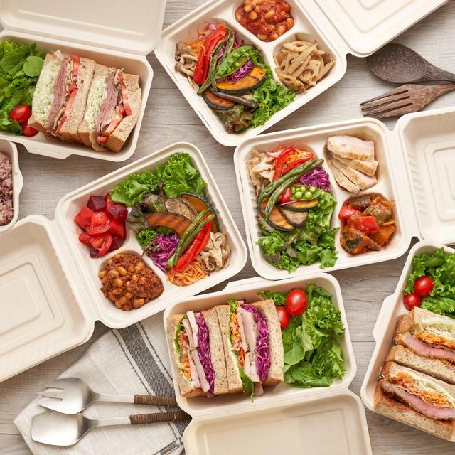 お弁当のメニュー監修と、レシピ開発