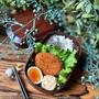 コロッケと焼売の弁当&ランチ