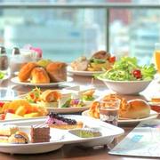 名古屋旅行 名古屋マリオットアソシアホテル 朝食 ルームサービス