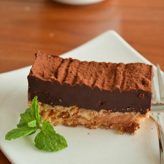 オーブン不要!焼かない生チョコタルト